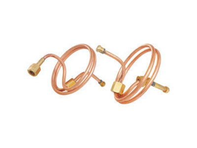 Oxygen Gas Copper Tel Pipe